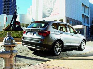 Am testat noul BMW X3 în America