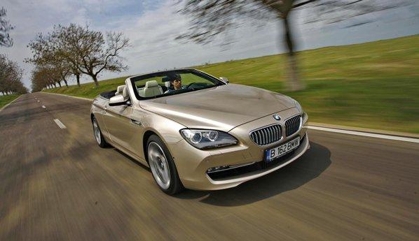 Performante excelente pentru BMW 650i Cabrio, aportul electronicii fiind foarte important