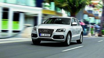 Test cu Audi Q5 Hybrid
