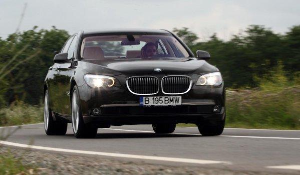 BMW 740d xDrive porneste de la 89.900 euro, un pret elitist