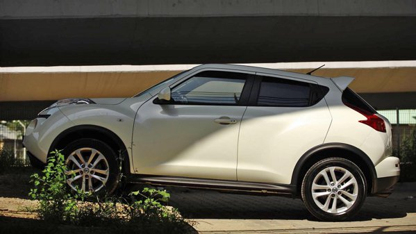 Nissan Juke turbo 4x4 nu e bun doar pentru escaladarea bordurilor, avand si capacitati de mic offroader