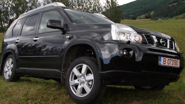 TEST cu Nissan X-Trail (a doua generaţie)