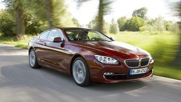 Testat de Roxana! Noul BMW Seria 6 Coupe!