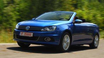 Primul test cu VW Eos facelift!