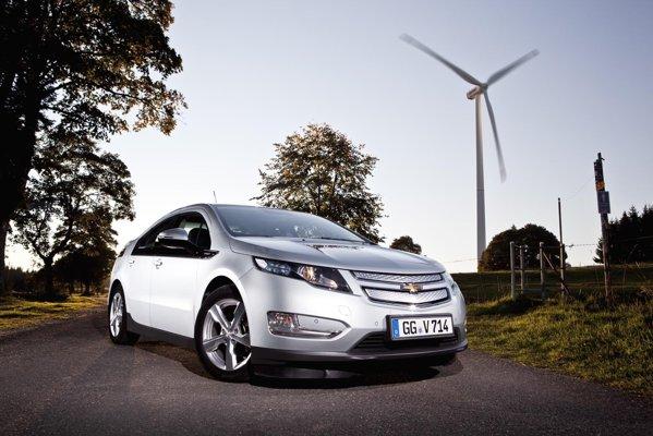 Chevrolet Volt este o masina ecologica pertinenta, pretul fiind usor cam ridicat pentru clientii obisnuiti