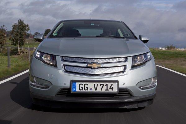 Chevrolet Volt se importa si in Europa