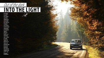 Test-drive cu noul Jaguar XF facelift 2.2D în România