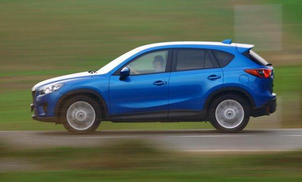 Mazda CX-5 are foarte multe atuuri pentru segmentul actual al SUV-urilor compacte