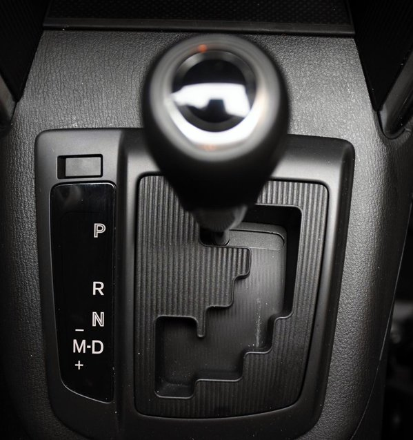 Cutia automata ii confera lui Mazda CX-5 performante mai bune decat manuala