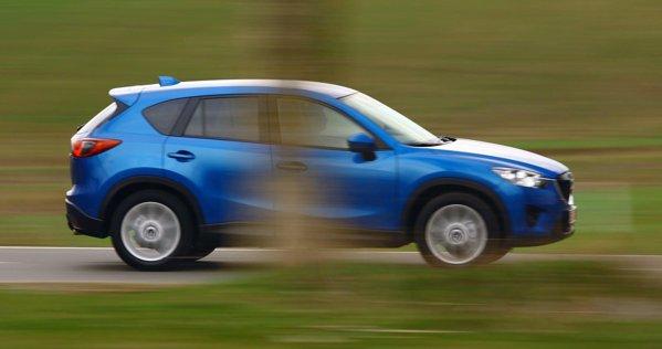 Mazda CX-5 este, probabil, cel mai placut de condus SUV compact la aceasta ora