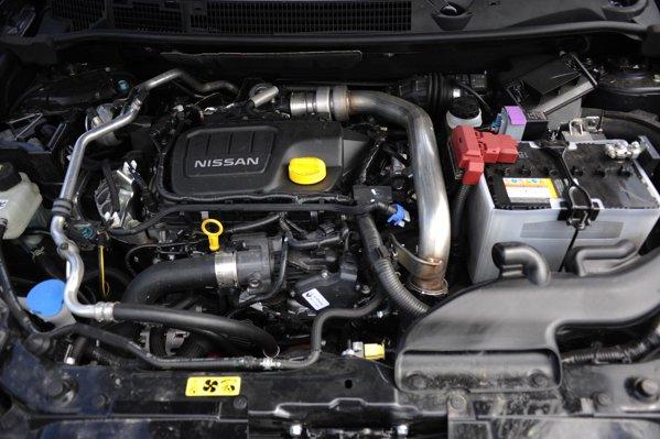 Noul dCi de 1,6 litri si 130 CP este foarte potrivit pentru Nissan Qashqai