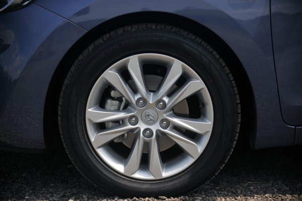 Marele atu al lui Hyundai i30 este suspensia, foarte confortabila, dar si cu o buna stabilitate