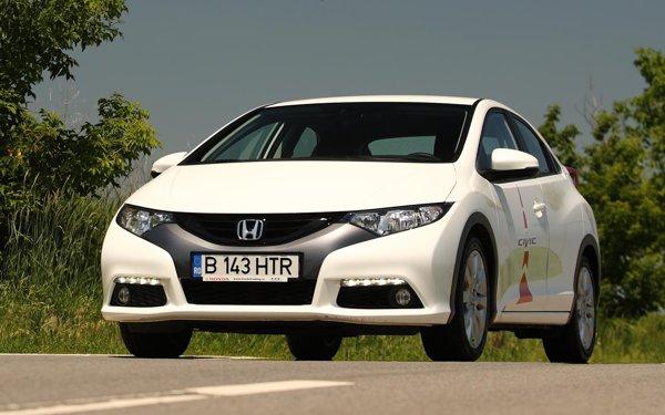 Honda Civic ramane fara dubii cea mai avangardista propunere din segmentul compactelor