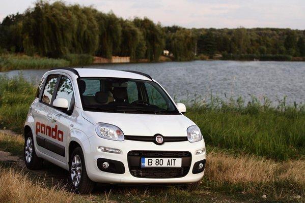 Noul Fiat Panda - a treia generatie