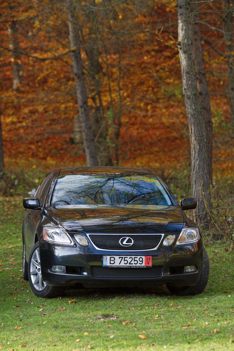 Honda Legend vs Lexus GS