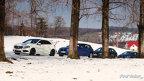 CONCERTUL: Audi A3 vs. BMW Seria 1 vs. Mercedes-Benz A-Class vs. Volvo V40