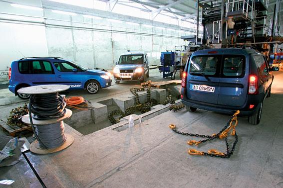 Dacia Logan MCV vs. Fiat Doblo Panorama vs. Skoda Roomster