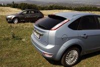 Ford Focus vs Fiat Bravo