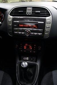 Fiat Bravo - consola centrala