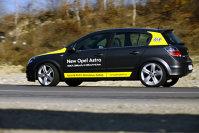 Opel Astra - inca tanar