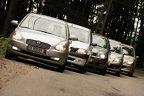 Logan vs Rio vs Accent vs Albea vs 206 Sedan