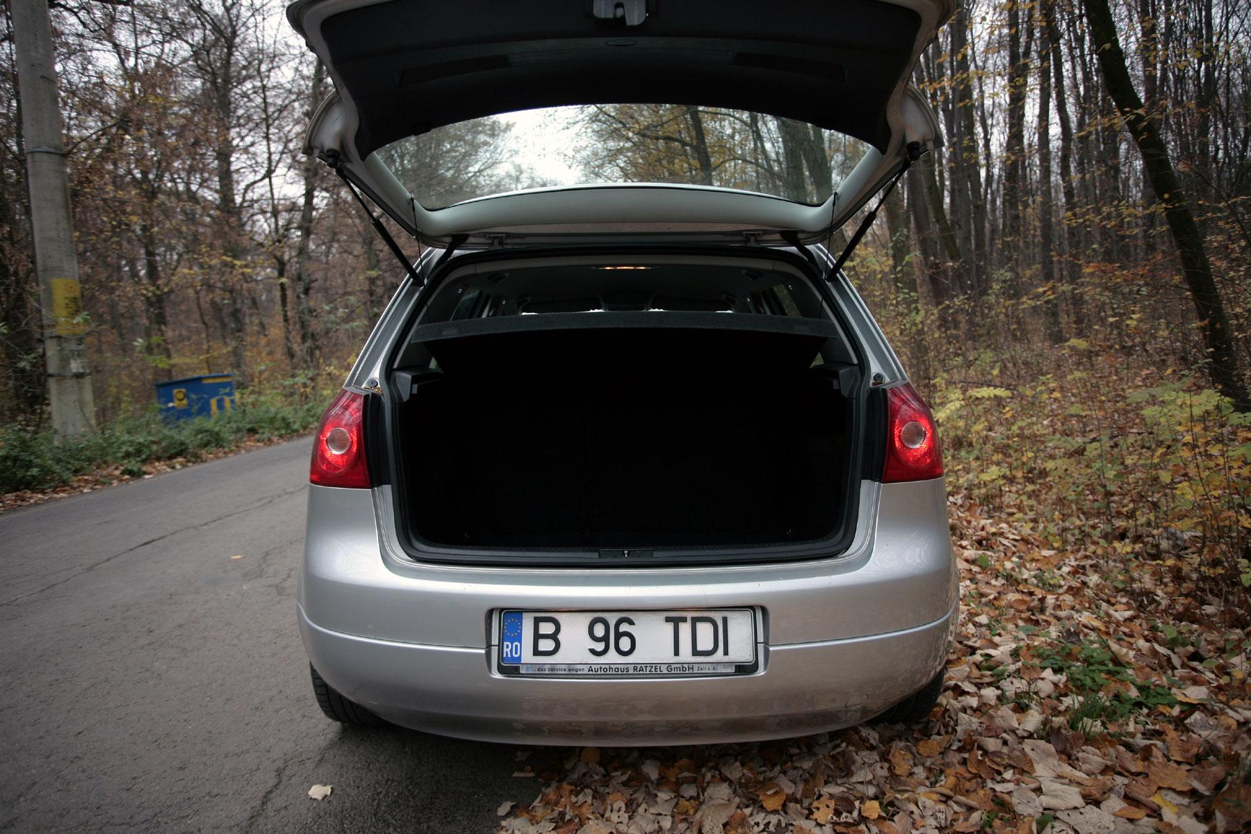 Imagini - VW Golf 6 vs VW Golf 5
