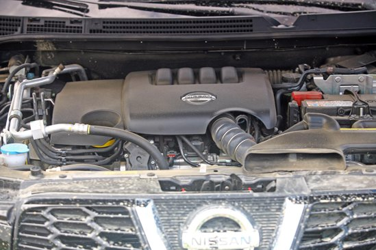 Qashqai beneficia de cel mai puternic motor din test: 2.0 dCi de 150 CP