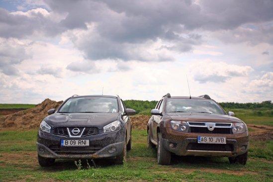 Nissan Qashqai full option depaseste 30.000 euro