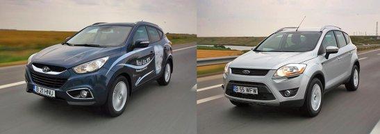 Politica de discounturi face din Kuga un SUV mai ieftin decat ix35
