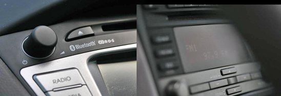 Subaru Forester beneficiaza de un discount bun, fiind mai scump cu doar 1.500 euro decat ix35