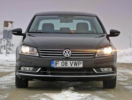 Atuul lui Volkswagen Passat ramane puternica imagine de marca