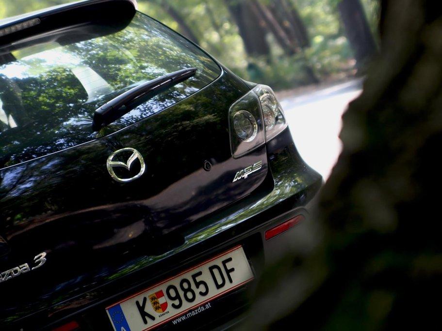Cea mai tare din parcarea hot-hatch-urilor turbo are un indicativ foarte puţin cunoscut: Mazda3 MPS (Mazda Performance Systems).