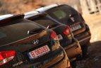 Dacia Duster & Mitsubishi ASX & Hyundai ix35