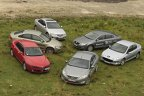 Mondeo vs 159 vs Accord vs S40 vs 407 vs Passat