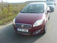 Fiat Linea - familista pentru femei