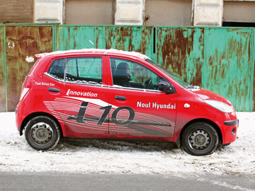 Anduranta Hyundai i10