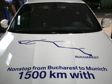 Test de consum cu BMW 320d Efficient Dynamics