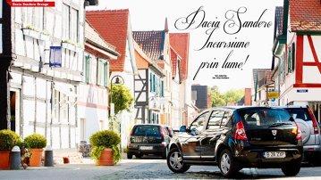Incursiune prin lume cu Dacia Sandero