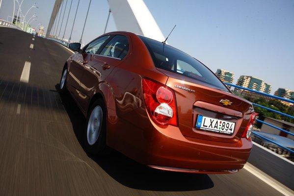 Chevrolet Aveo 1.6 AT6 - in cei 7.000 km am obtinut un consum mediu de 9,45 litri/100 km