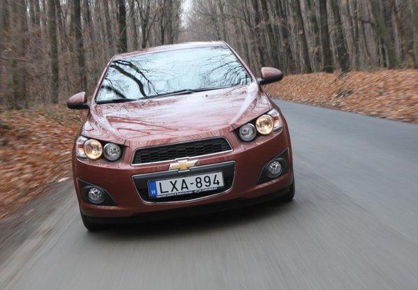 Versiunea diesel Aveo 1.3D e cu numai 50 euro mai scumpa, daca vreti consum mic