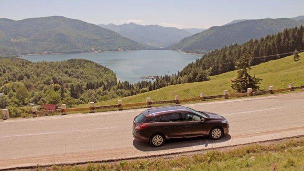 Aproape 7.000 km prin Europa cu Renault Megane Sport Tourer 1.5 dCi EDC