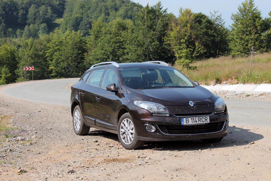 Anduranţă Renault Megane Collection 2012 - primii 2.000 km prin România