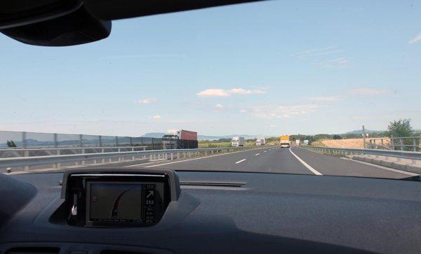 Megane-ul s-a demonstrat relaxant la un drum de peste 1.000 km pe autostrada