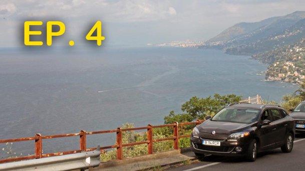Final de anduranţă cu Renault Megane Collection 2012