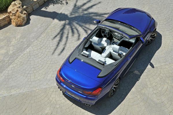 BMW M6 Cabrio 2013