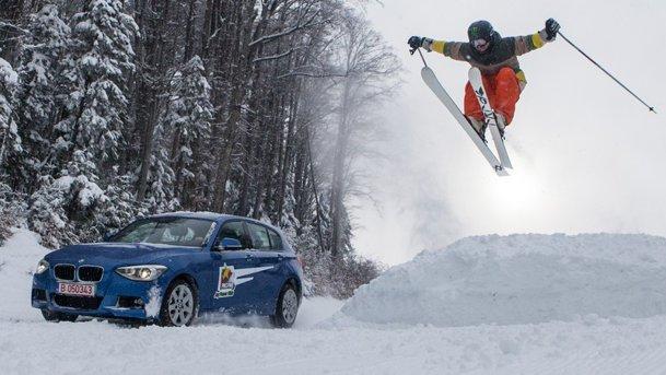VIDEO: BMW 120d xDrive, TEST special. Sus la munte, sus!