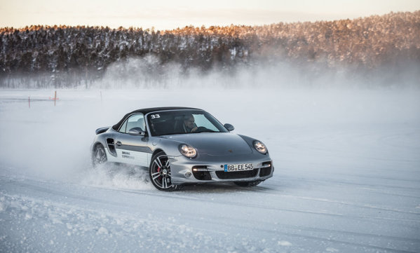 Porsche Ice Force 2013