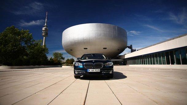 ROAD TRIP: De la Munchen la Paris cu BMW Seria 7. Invazia