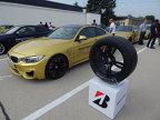 TEST: Am torturat anvelopele Bridgestone pe circuit cu ajutorul unor BMW-uri
