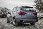 TEST VIDEO: O zi cu un BMW X5 care vede noaptea, se conduce singur şi parchează singur